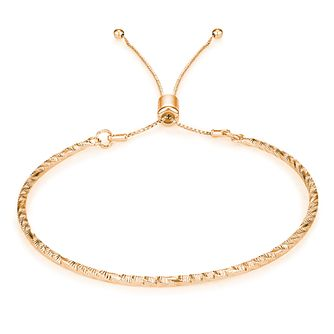 Buckley London Yellow Gold Tone Ridley Bracelet - Product number 1012053