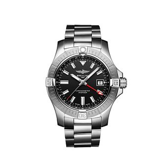 Breitling Avenger Automatic GMT 43 Men's Bracelet Watch - Product number 1012711
