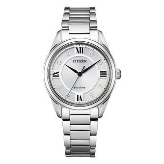 Citizen Arezza Ladies' Stainless Steel Bracelet Watch - Product number 1016768