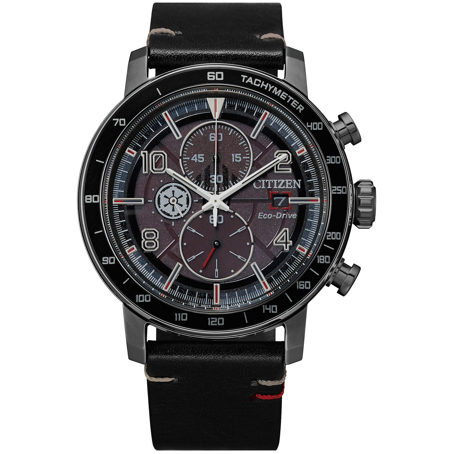 Citizen Star Wars Darth Vader Leather Strap Watch - Product number 1017020