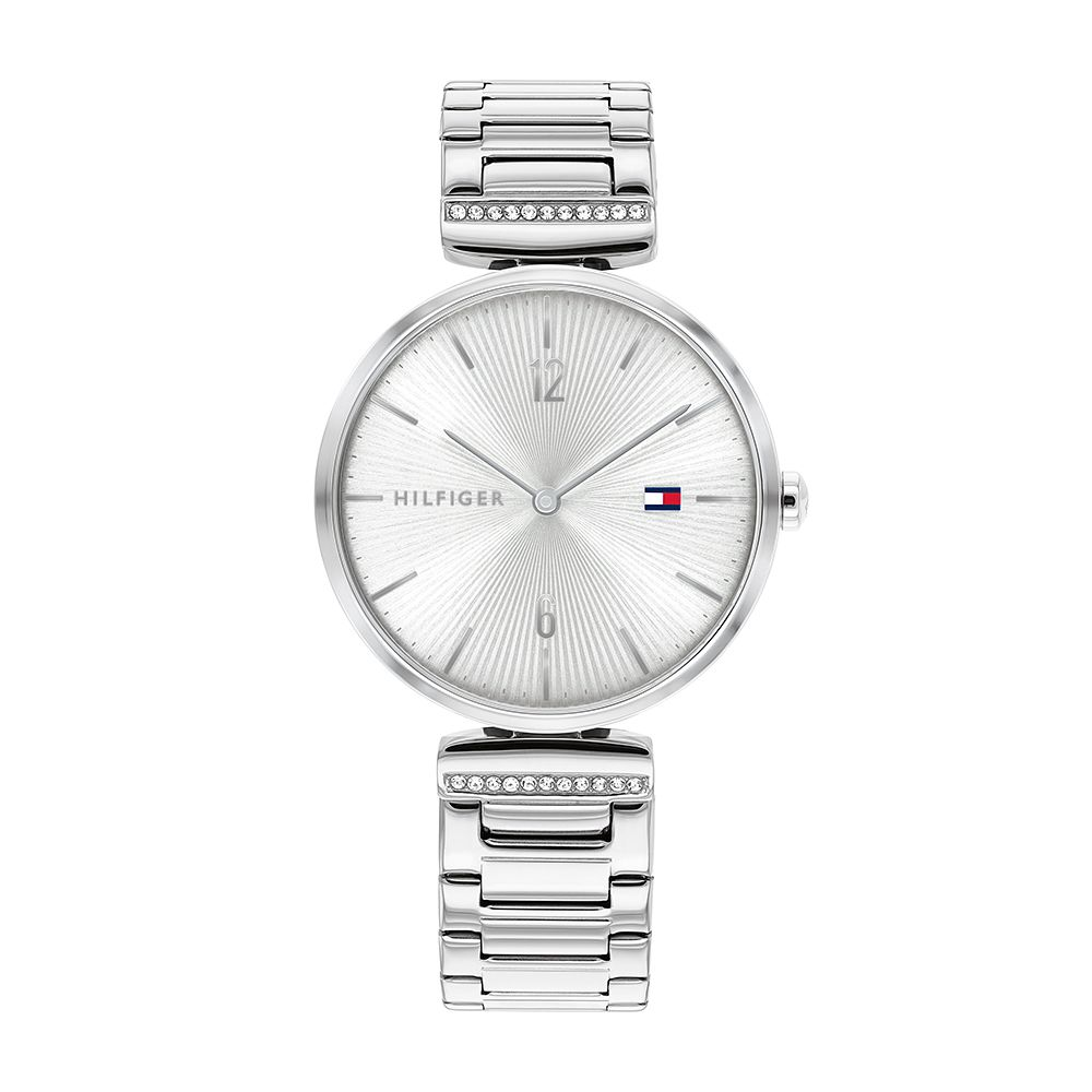 Tommy Hilfiger Aria Ladies' Stainless Steel Bracelet Watch - Product number 1017462
