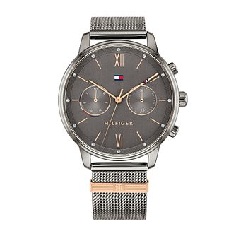 Tommy Hilfiger Blake Stainless Steel Mesh Bracelet Watch - Product number 1017470