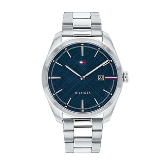 Tommy Hilfiger Theo Men's Stainless Steel Bracelet Watch - Product number 1017780