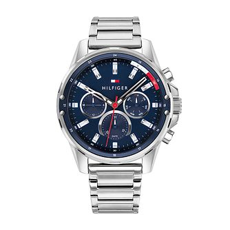Tommy Hilfiger Mason Men's Stainless Steel Bracelet Watch - Product number 1017802