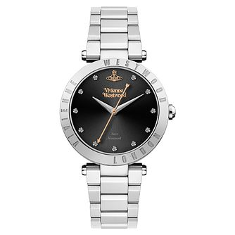 Vivienne Westwood Montagu II Stainless Steel Bracelet Watch - Product number 1018523