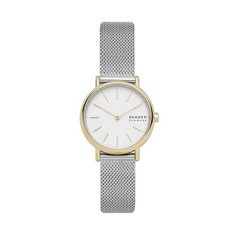 Skagen Signatur Ladies' Stainless Steel Mesh Bracelet Watch - Product number 1026240