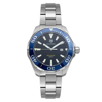 Tag Heuer Limited Edition Aquaracer Black Dial Watch - Product number 1031678