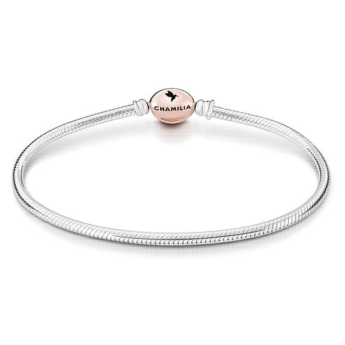 Chamilia Blush Oval Snap Bracelet Medium - Product number 1031791