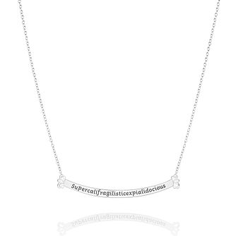 Chamilia Disney Mary Poppins Sterling Silver Necklace - Product number 1031821