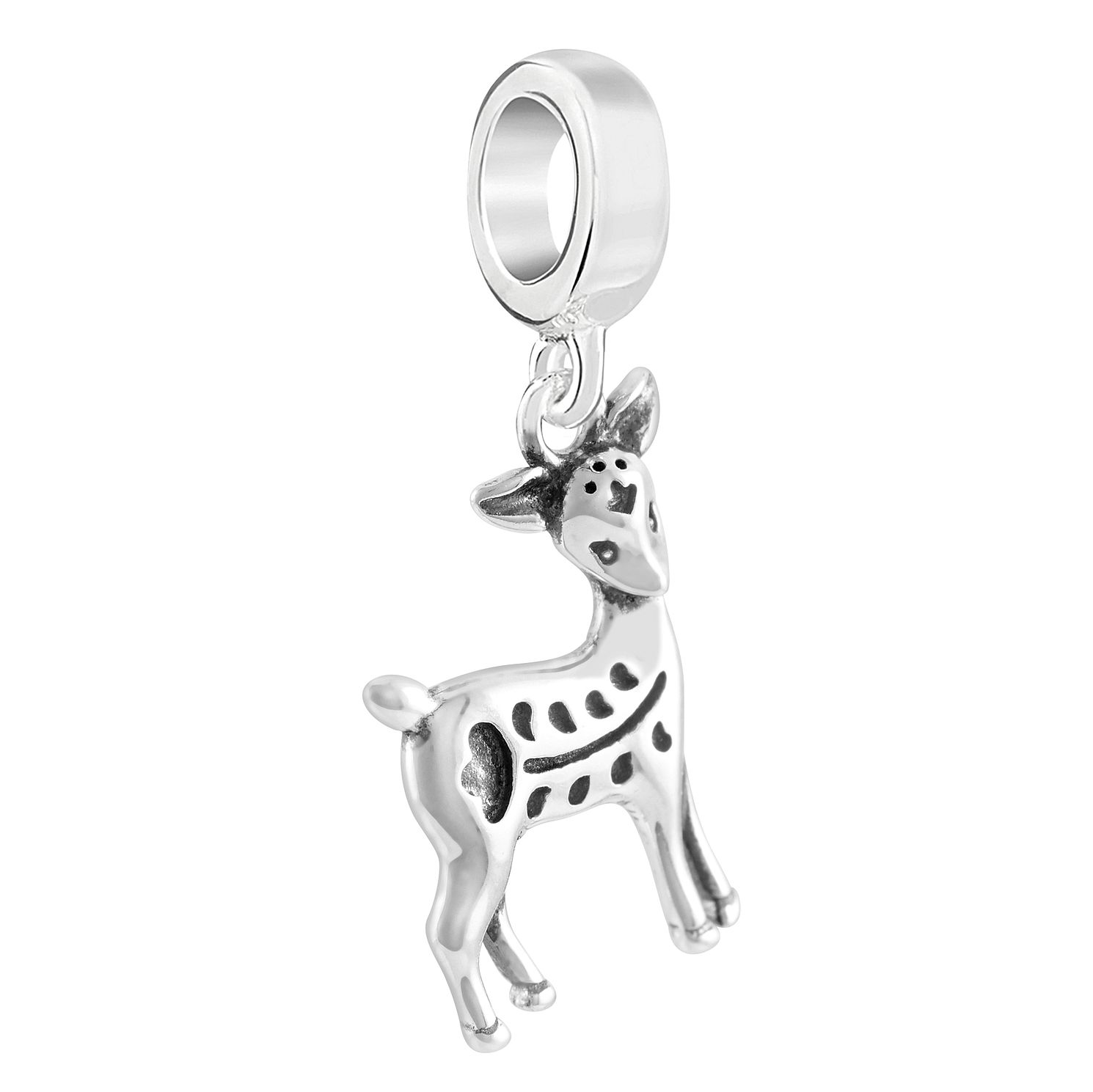 Chamilia Sterling Silver Oh Deer Charm - Product number 1031872