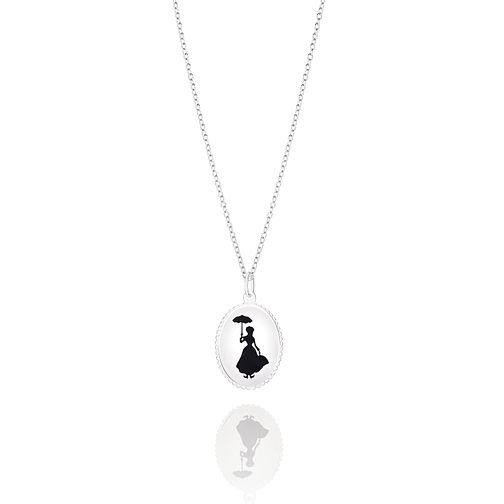 Chamilia Disney Mary Poppins Silhouette Necklace - Product number 1032445