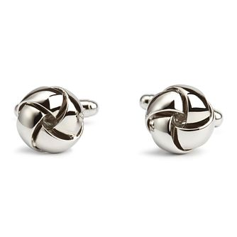 Simon Carter Polished Round Knot Cufflinks - Product number 1036610