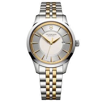 Victorinox Alliance Two Tone Bracelet Watch - Product number 1044958