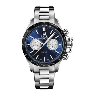 Ball Engineer Hydrocarbon Racer Men's Chronograph Watch - Product number 1045261