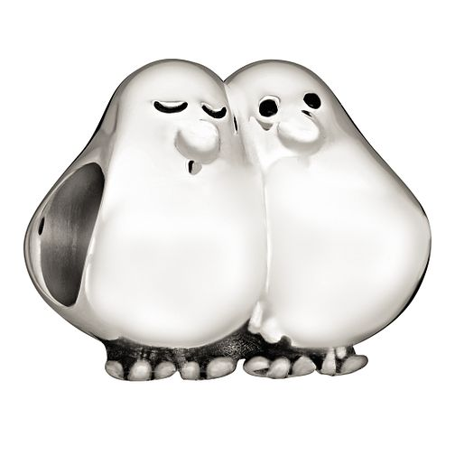 Chamilia Love Birds sterling silver bead - Product number 1058703
