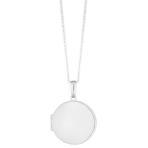 Silver Locket Pendant - Product number 1059491