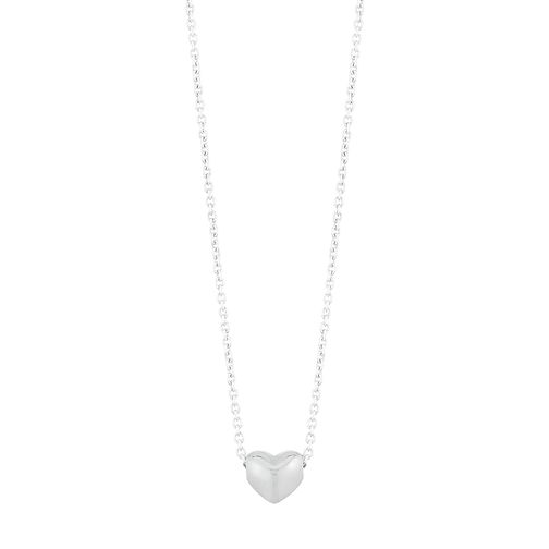 Silver Tiny Heart Pendant - Product number 1059580