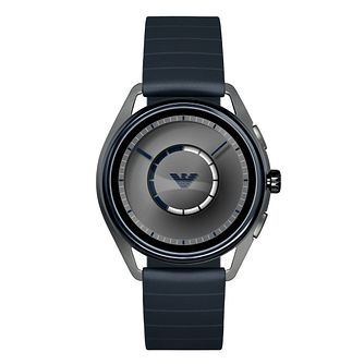 Emporio Armani Connected Men's Ion Plated Smartwatch - Product number 1061100