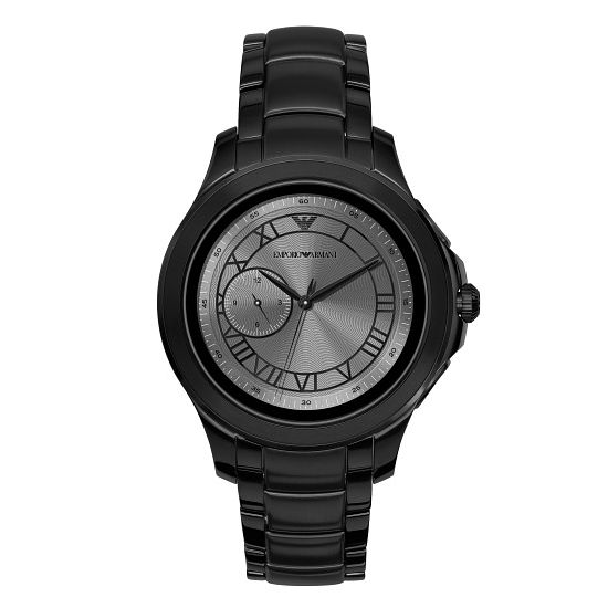 Emporio Armani Connected Men's Ip Smartwatch - Product number 1061135