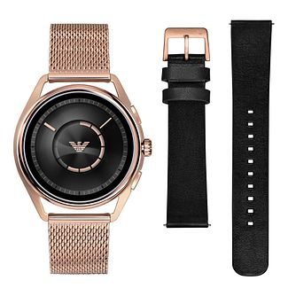 Emporio Armani Connected Strap & Bracelet Smartwatch Set - Product number 1061151