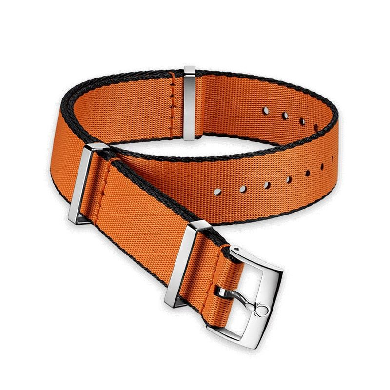 Omega Orange Netherlands Nato Strap 21.5mm - Product number 1064401