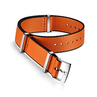 Omega Orange Netherlands Nato Strap 19.5mm - Product number 1064428