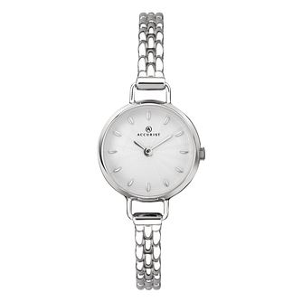 Accurist Ladies' Stainless Steel Bracelet Watch - Product number 1065084