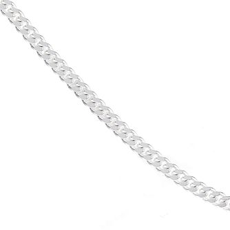 Sterling Silver 24 Inch Curb Chain - Product number 1070657