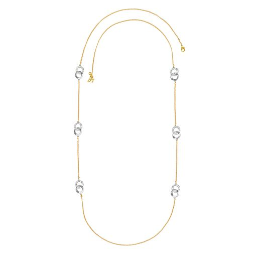 Adore Kelso Two Tone Ring Necklace - Product number 1075195