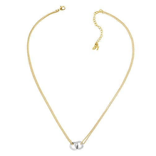 Adore Kelso Two Tone Ring Necklace - Product number 1075241