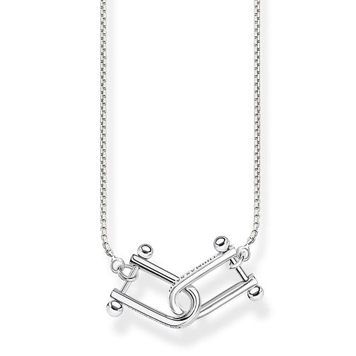 Thomas Sabo Sterling Silver Iconic Necklace - Product number 1075586