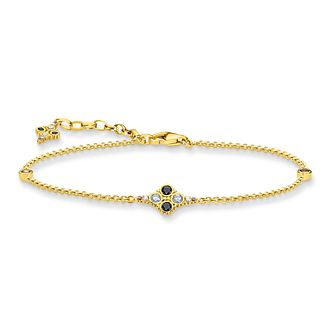 Thomas Sabo Glam & Soul Yellow Gold Plated Bracelet - Product number 1075640