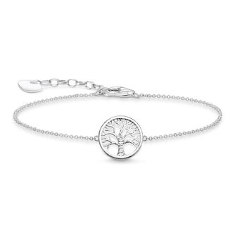 Thomas Sabo Glam & Soul Tree of Love Silver Bracelet - Product number 1075659