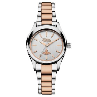 Vivienne Westwood Ladies' Two Tone Bracelet Watch - Product number 1075853
