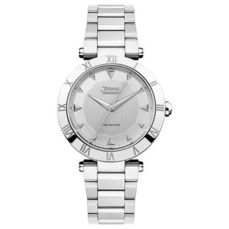 Vivienne Westwood Montagu Ladies' Silver Tone Bracelet Watch - Product number 1075896