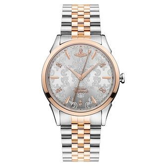 Vivienne Westwood Wallace Ladies' Two-Tone Bracelet Watch - Product number 1075942