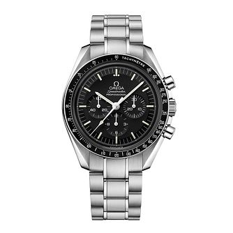 Omega Speedmaster Moonwatch Men's Steel Bracelet Watch - Product number 1077228