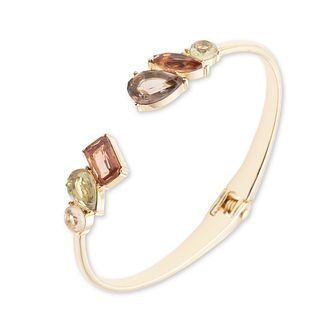 Anne Klein Fall In Love Multi-Stone Bangle - Product number 1083260