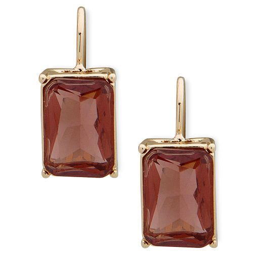 Anne Klein Fall In Love Stone Drop Earrings - Product number 1083473