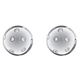 Tommy Hilfiger Silver Beaded Stud Earrings - Product number 1083716