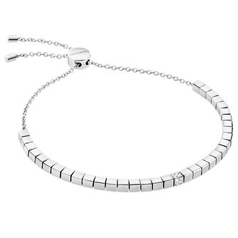 Calvin Klein Crystal Stainless Steel Bracelet - Product number 1083821