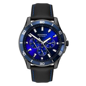 Sekonda Midnight Blue Men's Multi-Function Watch - Product number 1083996