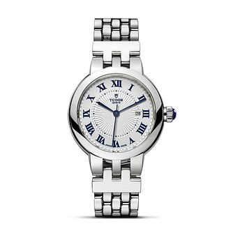 Tudor Clair De Rose Ladies' Stainless Steel Bracelet Watch - Product number 1090860