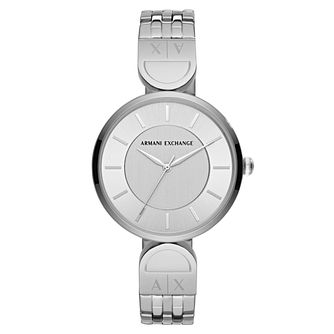 Armani Exchange Ladies' Steel Bracelet Watch - Product number 1092448