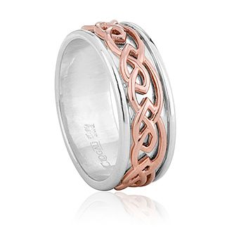Clogau Annwyl Two Tone Ring - Product number 1093282