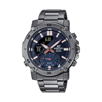 Casio Edifice Smartphone Link Stainless Steel Bracelet Watch - Product number 1094270
