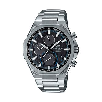 Casio Edifice Chronograph Stainless Steel Bracelet Watch - Product number 1094297