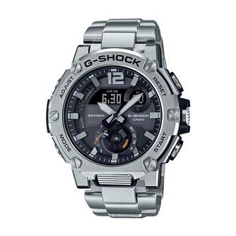 Casio G-Steel Men's Bracelet & 2 Straps Watch - Product number 1094440