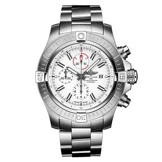 Breitling Super Avenger Chronograph 48 Bracelet Watch - Product number 1096796