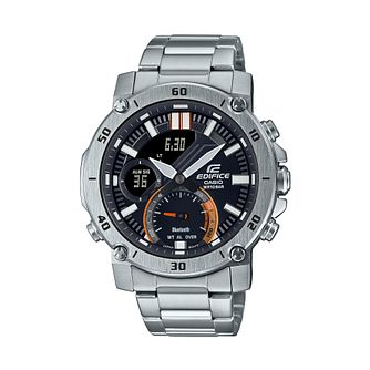 Casio Edifice Smartphone Link Stainless Steel Bracelet Watch - Product number 1096974
